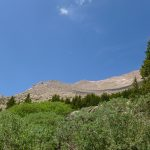 Gipfel Pikes Peak